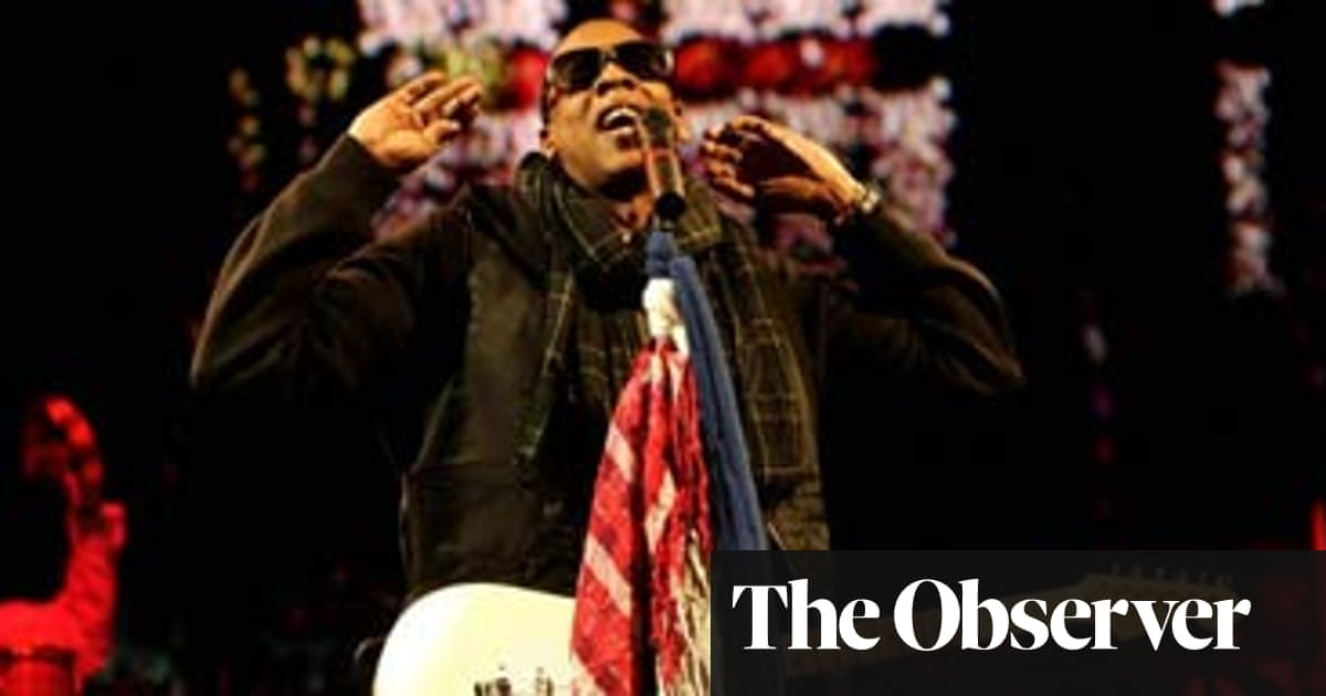 Awesome' Jay-Z beats Noel's rap at Glastonbury | Music | The