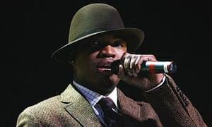 R&B singer Ne-Yo