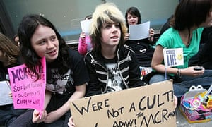 Russia Wages War On Emo Kids Music The Guardian