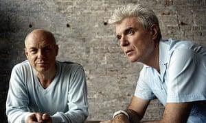 David Byrne and Brian Eno