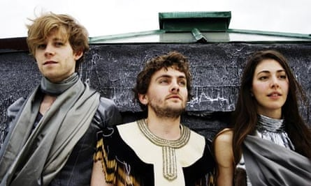 New band of the day 382: Chairlift