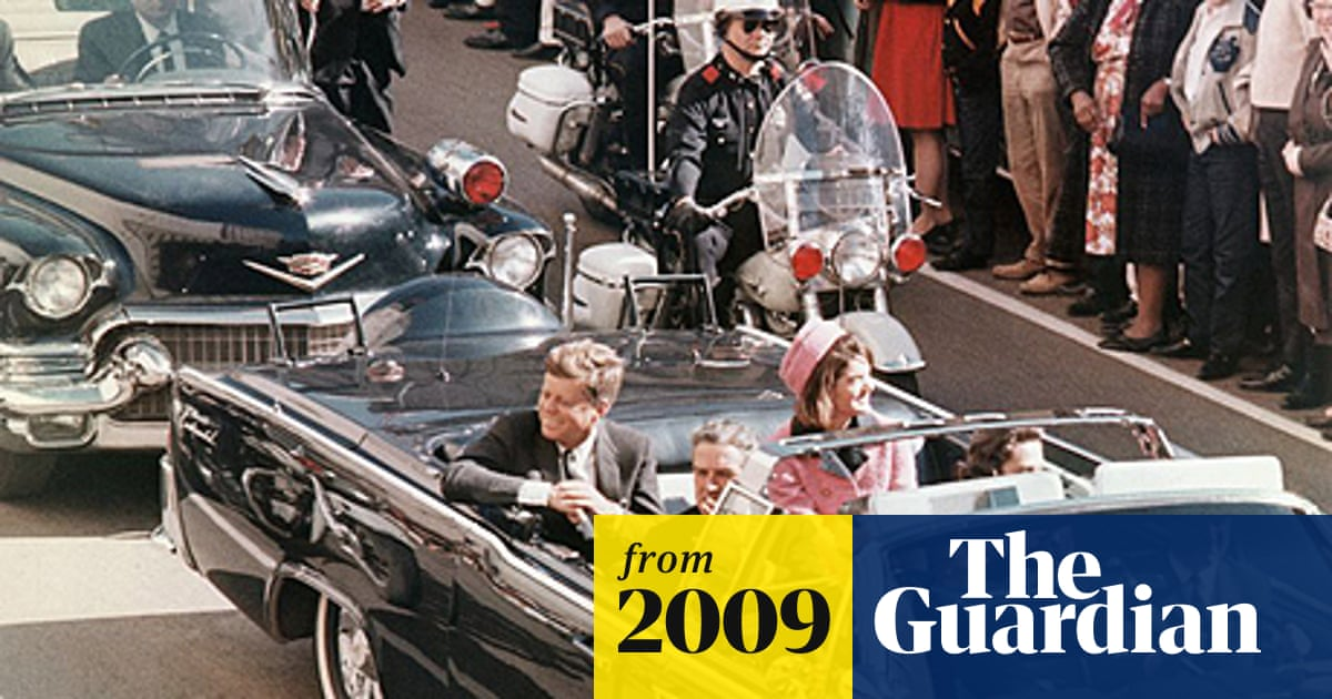 History of the Kennedy curse | US news | The Guardian