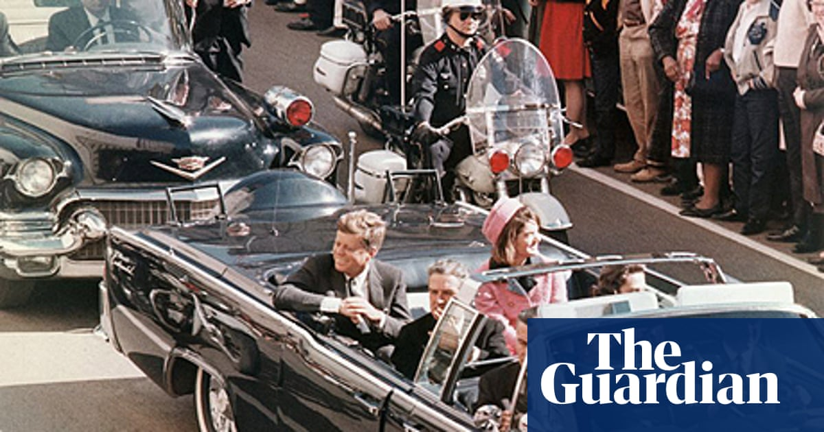 From the archive, 23 November 1963: President Kennedy assassinated ...