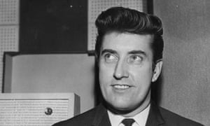 Music producer Joe Meek