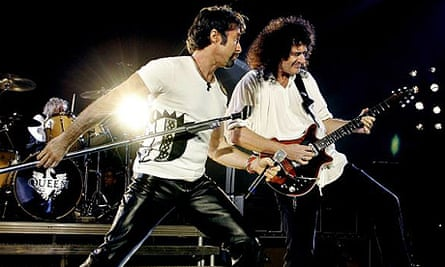 Queen and Paul Rogers