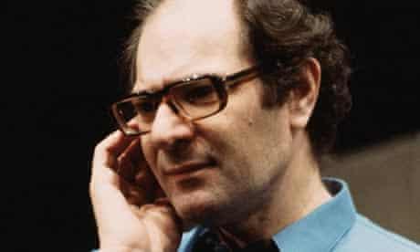Avant garde composer Mauricio Kagel