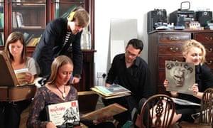 Pick a tune, any tune … the Irish Composers' Collective