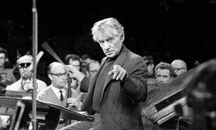 Leonard Bernstein, Royal Albert Hall, 1972