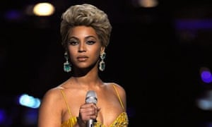 Beyonce Knowles aka Sasha Fierce