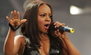 Keisha Buchanan of Sugababes