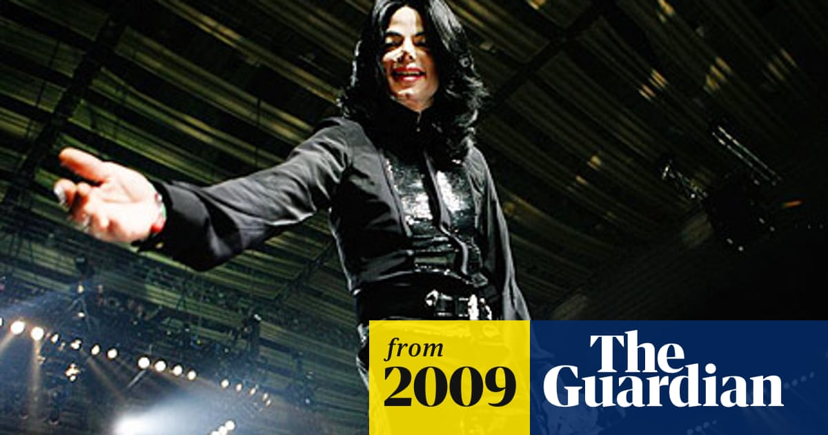 Michael Jackson In Rehearsals For Comeback Gigs Music The Guardian