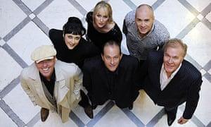 Sheffield bands Human League, Heaven 17 and ABC
