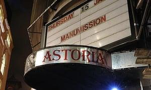 London Astoria