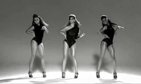 Beyonce Single Ladies YouTube grab