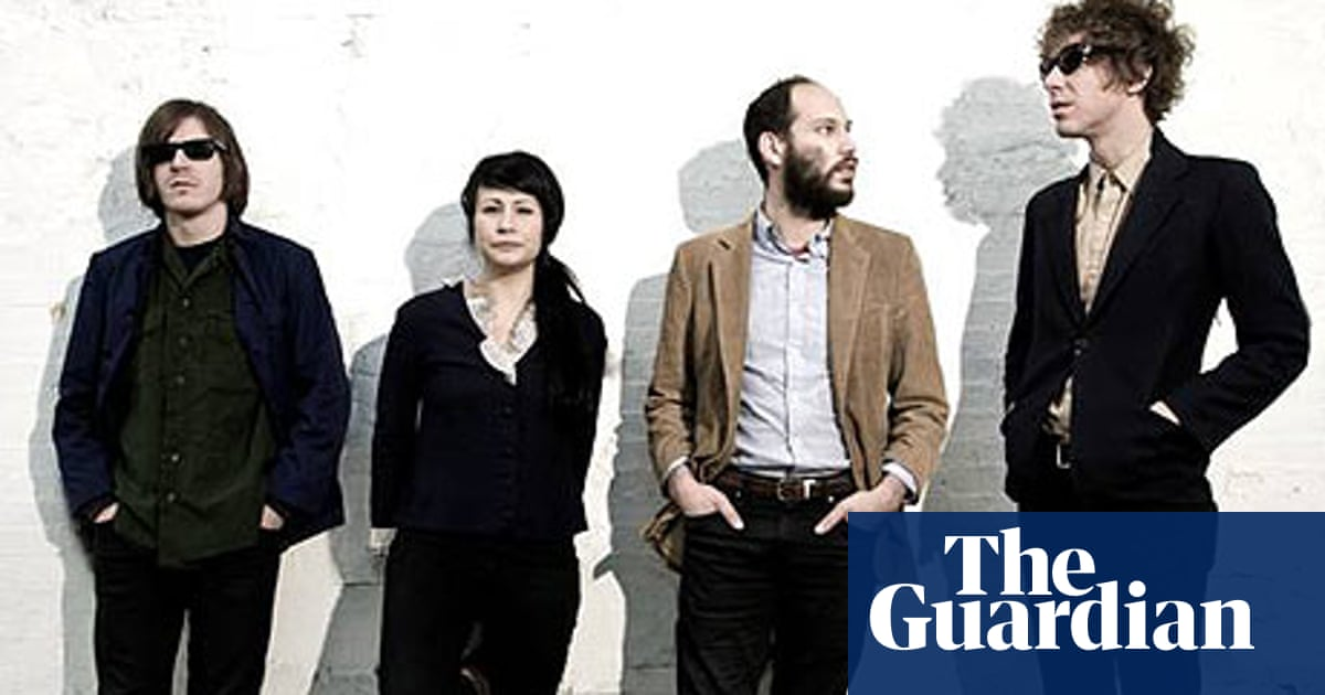 No 464: Crystal Stilts | Pop and rock | The Guardian