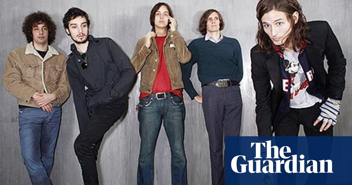 The Strokes' Angles: has making an album ever sounded more ...