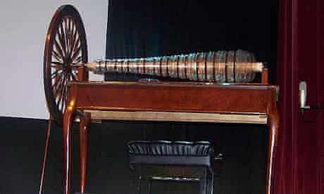 Benjamin Franklin's glass harmonica