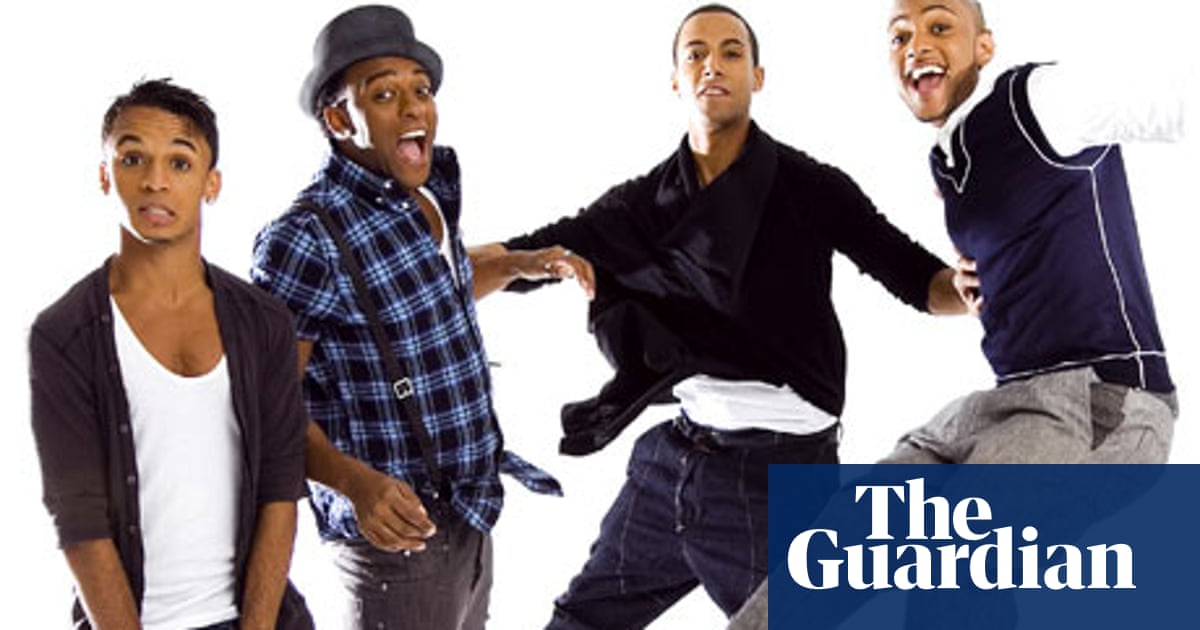 JLS: 'We became an unshakable force'   Music   The Guardian