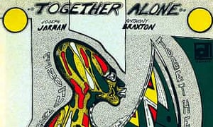 Cover for Together Alone by Anthony Braxton