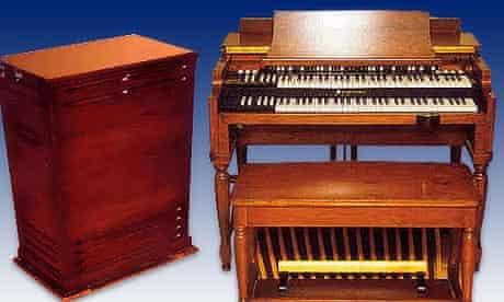 Hammond organ B3 model