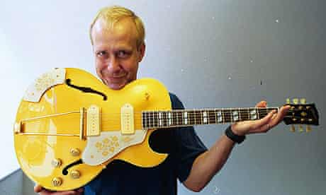Henry Juszkiewicz, chief executive of Gibson Guitars