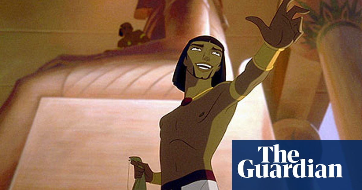Reel history | The Prince of Egypt: a bratty Moses in a
