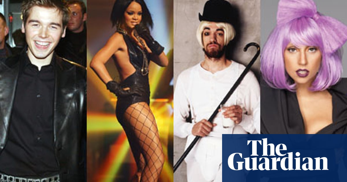 Top of the noughties pops | Music | The Guardian