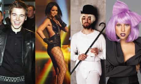 David Sneddon, Rihanna, Gnarls Barkley and Lady Gaga