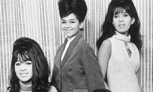 Phil Spector and the Ronettes