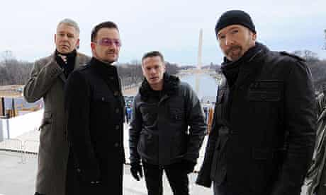 U2 in Washington DC