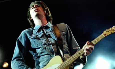 Former Suede guitarist Bernard Butler