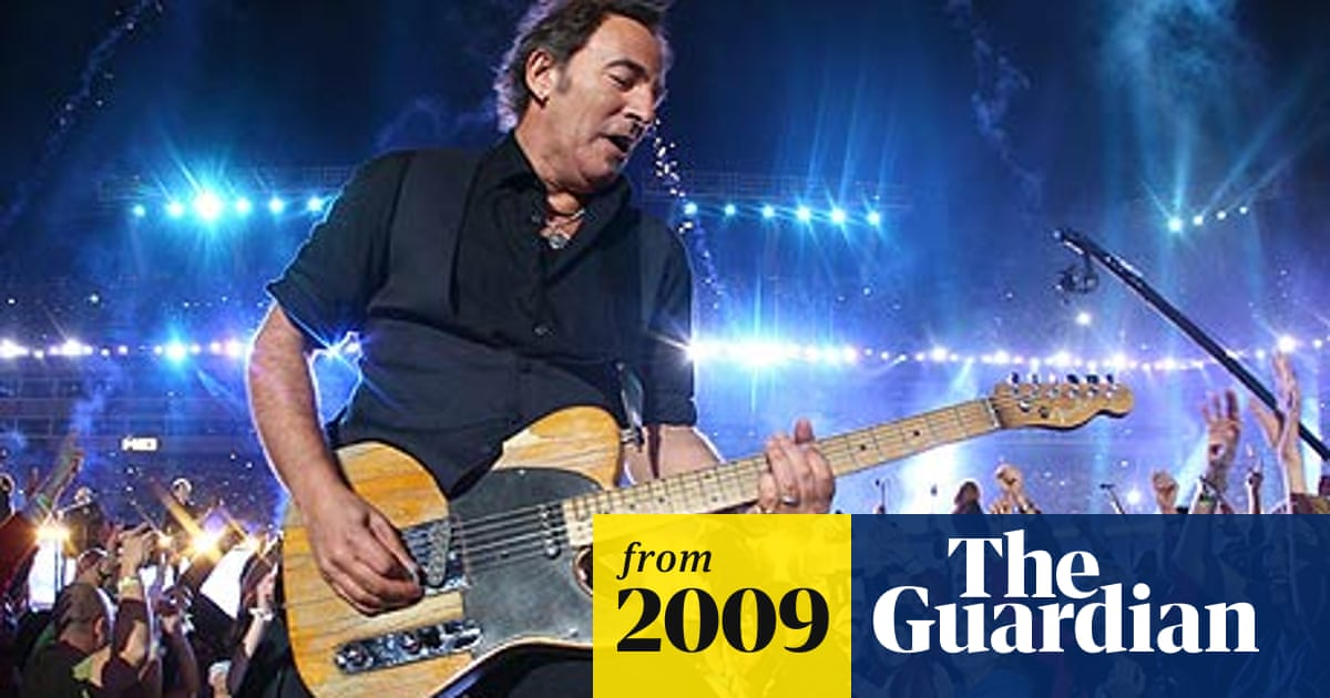 Bruce Springsteen withheld best seats from fans at concert | Music