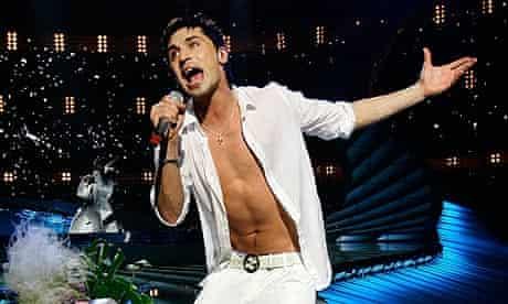 Russia's 2008 Eurovision entry Dima Bilan