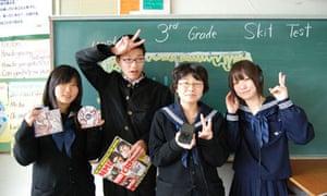 Turning Japanese- Teenage Kicks