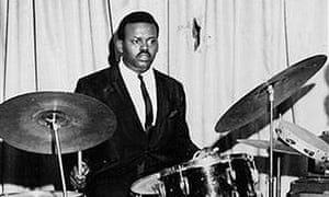 Motown drummer Uriel Jones