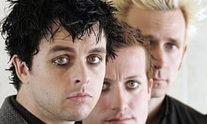 Green Day featuring Billy Joe Armstrong