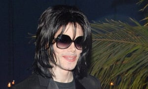 Singer Michael Jackson at Planet Hollywood Las Vegas on 27 August 2008.