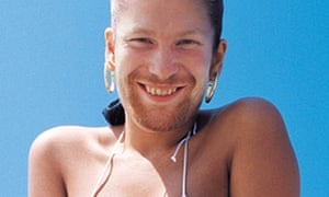 Aphex Twin (Richard D James) in the Windowlicker music video