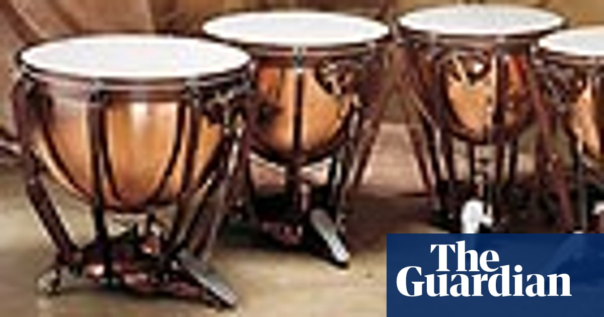Hey, what's that sound: Timpani | Music | The Guardian