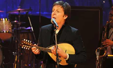 Sir Paul McCartney