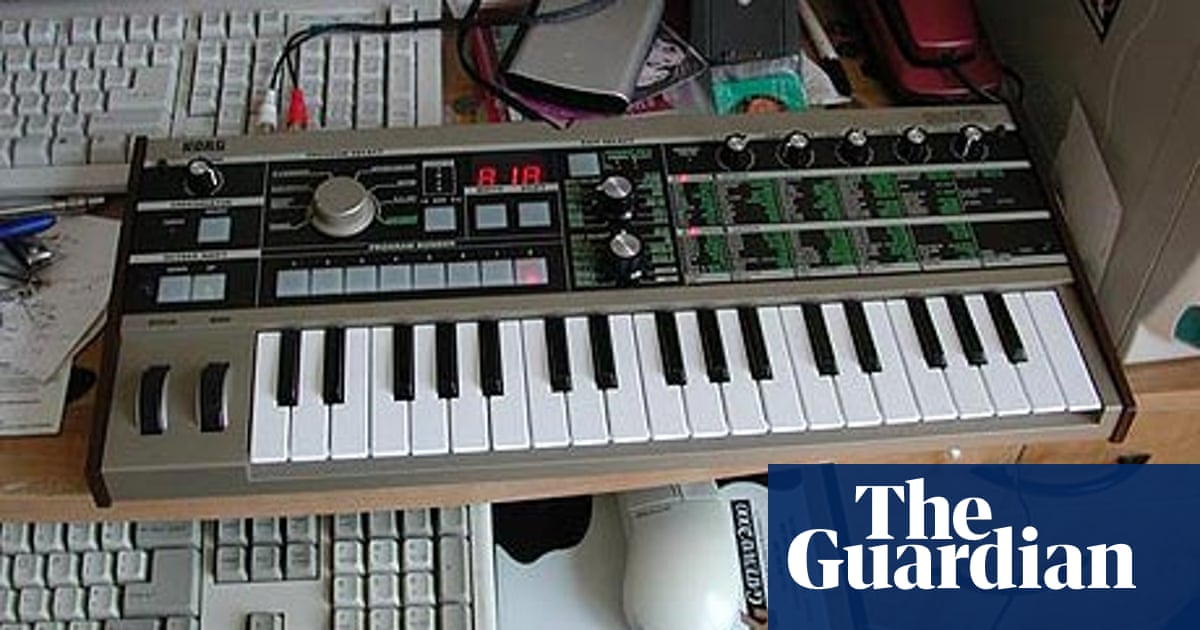 Hey, what's that sound: The MicroKORG | Music | The Guardian