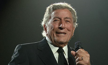 What to include in a report about Tony Bennett?
