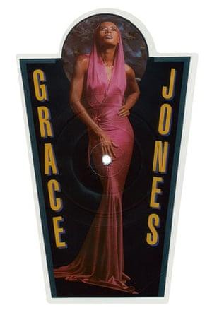 Extraordinary Vinyl: Grace Jones