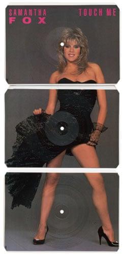 Extraordinary Vinyl: Samantha Fox