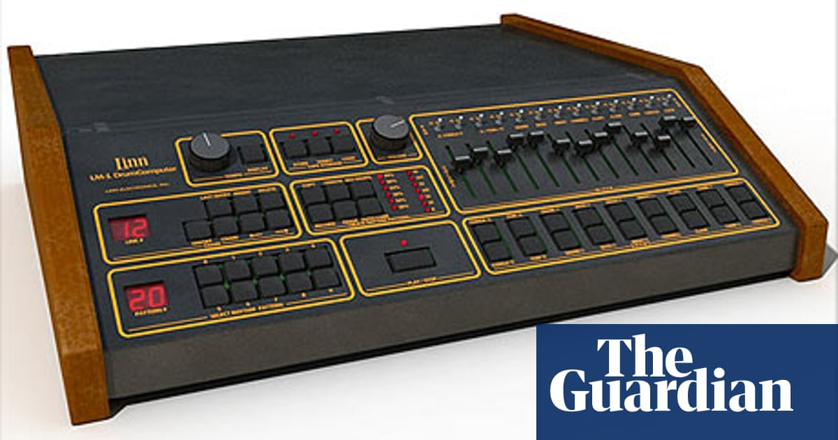 Hey, what's that sound: Linn LM-1 Drum Computer and the
