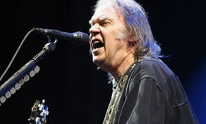 Hard Rock Calling Neil Young