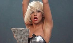 Glastonbury Lady GaGa