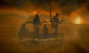 Arctic Monkeys Crying Lightning (boat)