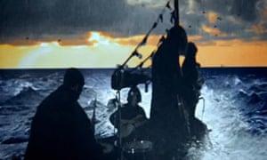 Arctic Monkeys Crying Lightning (storm)