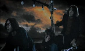 Arctic Monkeys Crying Lightning (hairs)